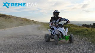 Fastest Kids Electric Quad Bike new 2018 48V XTM Racing from Xtreme-Toys.co.uk