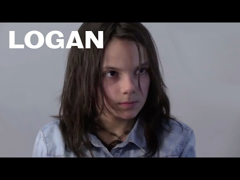 Logan | Dafne Keen's Audition Tape with Hugh Jackman | 20th