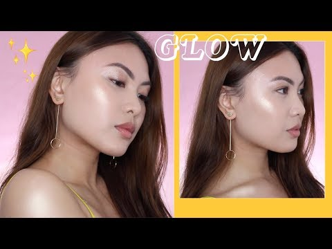 GO TO GLOWY MAKEUP TUTORIAL ✨