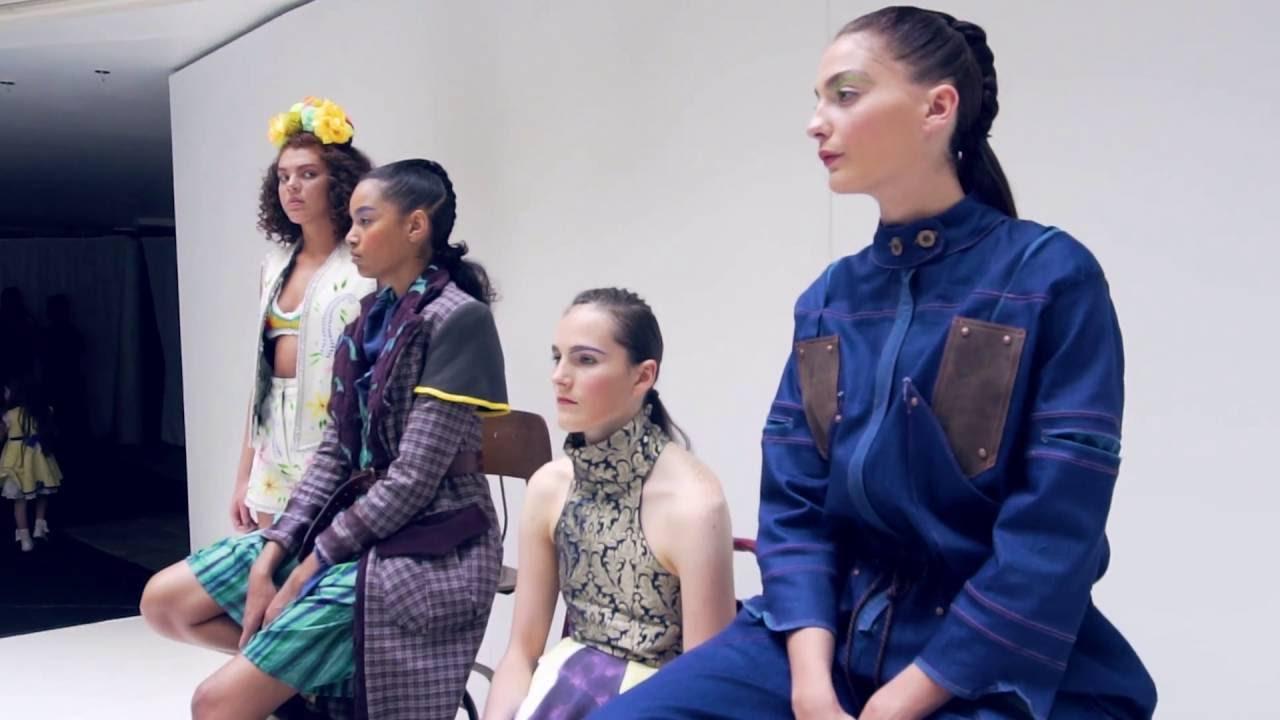 Leeds Arts University Fashion Show 2016 Youtube