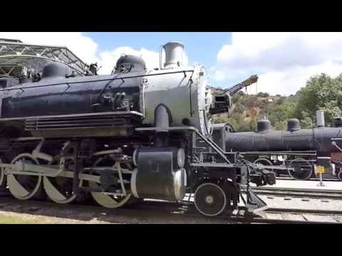 Los Angeles, California - Travel Town Museum HD (2016)