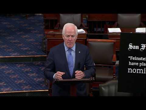 Cornyn: Democrat Document Demands About Stalling, Not Vetting, Judge Kavanaugh