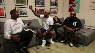 Dame talks to Van Lathan about Kanye West