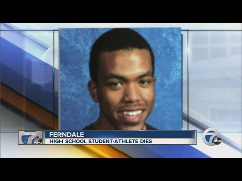 Ferndale High School athlete dies