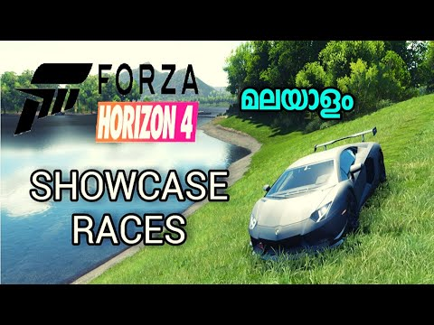 Forza Horizon 4 - Showcase Episode 1 | Gamer@Malayali