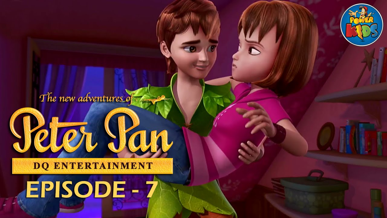 Download Peter Pan ᴴᴰ [Latest Version] - Girl Power - Animated Cartoon Show