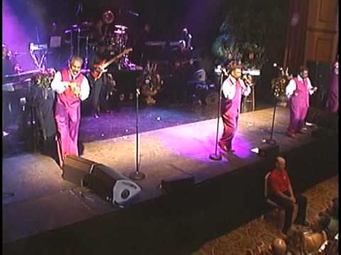 The Whispers Live In Las Vegas