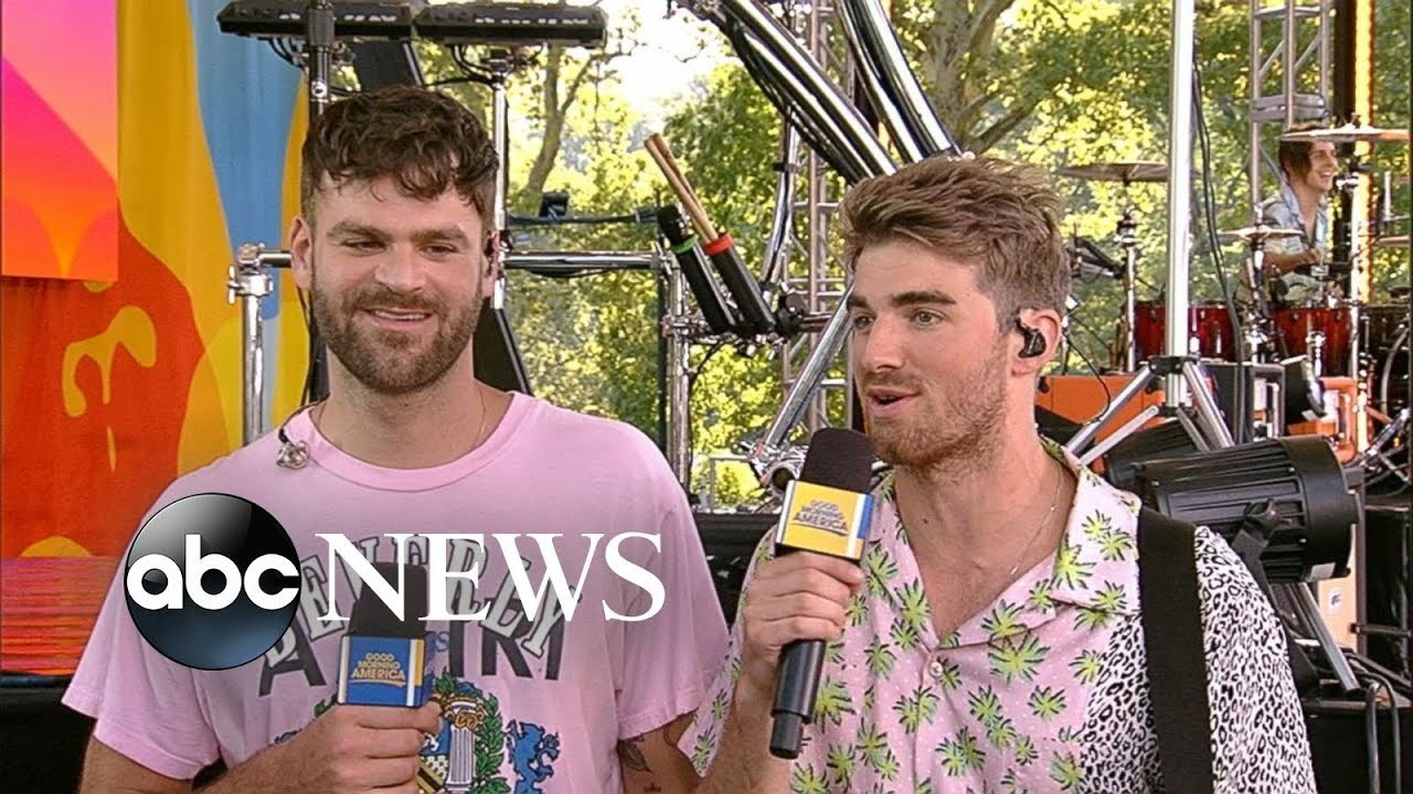 Chainsmokers on performing with J-Lo, Las Vegas residency