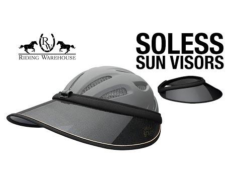 Soless Riding Helmet Sun Visors