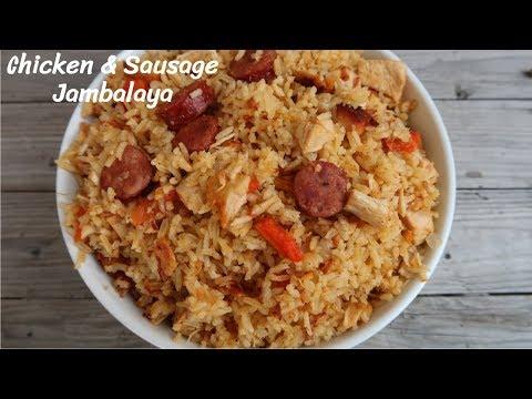 chicken-&-sausage-jambalaya