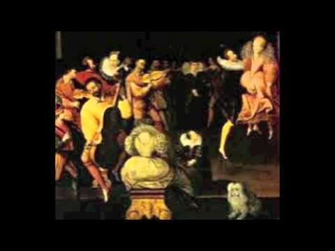 Elizabethan Renaissance Virginal Music