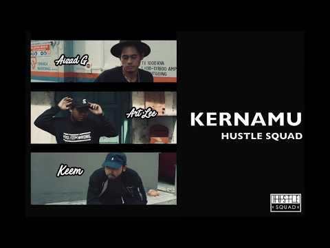 Hustle Squad ft. Atika Ahmad - Kernamu (Official Lyrics Video) [Happen Ending Cover]