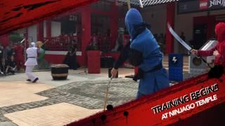 LEGOLAND Malaysia NinjaGo Launch 28 October 2016