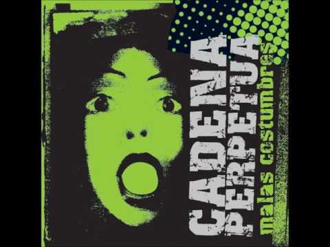 Cadena Perpetua - Cancion infantil (AUDIO)