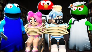 Never trust these puppets or you'll regret it... Roblox Puppet!