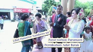 Lihat Gaya Panortor Namboru ini semua jadi ikut Manortor - Patortorhon Parumaen MP3