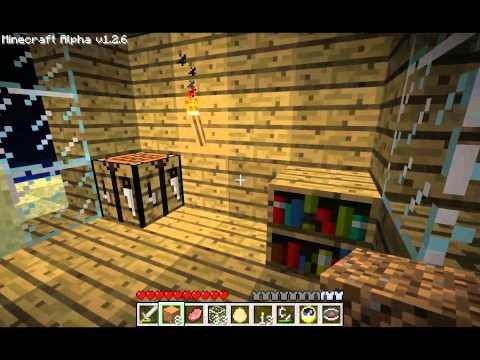 """Let's Play Minecraft #054 [Deutsch] [HD] - Minecraft-Feature """"Totalabsturz"""" (ReUp)"""