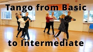 Workshop - Tango from Basic to Intermediate | Dance Exercises, Steps and Tips