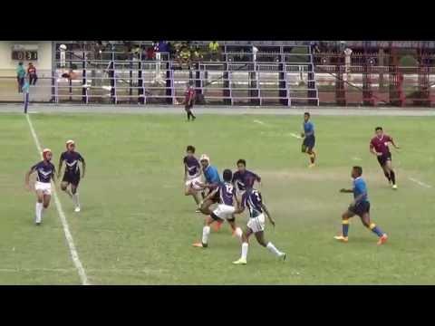 Rugby 7 U15 ภ ป ร  ราชวิทยาลัย VS สาธิตเกษตรฯ 2016