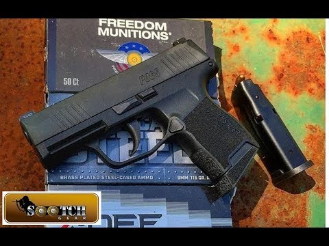 Sig P365 9mm Carry Perfection!