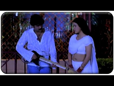 Nagarjuna And Anusha Romantic Love Scene || Manmadhudu Movie || Sonali Bendre