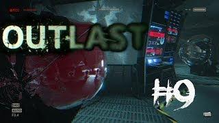 Hello Billy! Itt a VÉGE! Outlast végigjátszás 9. rész | Oculus Rift Horror