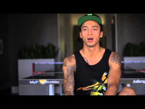 EXPECTED TO WIN: AN INTERVIEW WITH NYJAH HUSTON