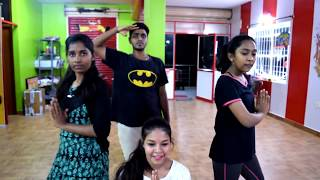 India Wale Song Easy Dance Choreography - Happy New Year - shahrukh Khan - 2018