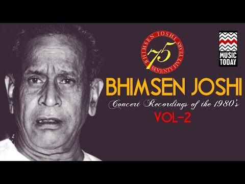 Bhimsen Joshi Concert Recordings Of The 1960s   Vol 2   Audio Jukebox   Classical