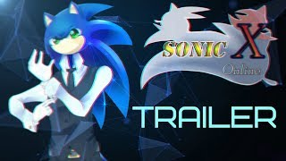 """Sonic X """"Online"""" is uploaded! (2018) Made by: = Anime: Manga-Sonic ..."""