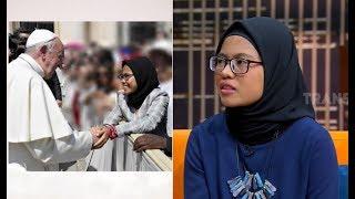 Download lagu Dewi, Mahasiswi Yang Bertemu Paus Fransiskus | HITAM PUTIH (09/07/19) Part 1