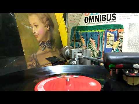 「フォノイコライザーアンプ搭載のヘッドシェル」でJAZZ OMNIBUSをレコード再生 vinyl