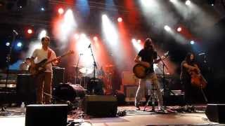 The Avett Brothers - Vanity & Kick Drum Heart & I and Love and You live in Antwerp