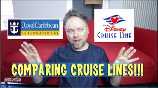 Royal Caribbean vs Disney Cruise Line - Sunday Sofatime