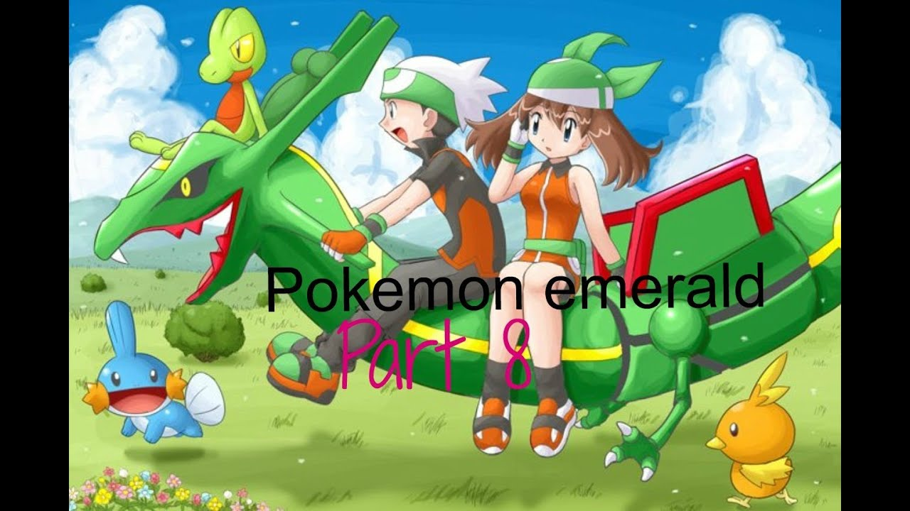 Cartoon Characters 8 Letters : Pokemon emerald part 8 letter to steven youtube
