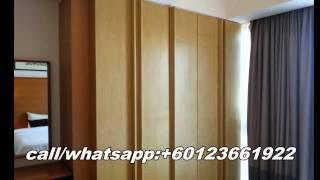 Kuala Lumpur City KLCC MyHabitat condominium near train station for rent 吉隆坡公寓出租 +60123661922