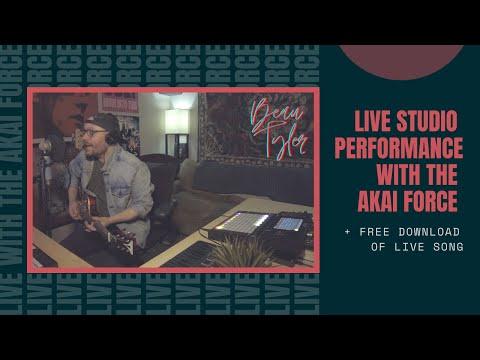 "Akai Force | Live Performance | ""Let You Lie"""