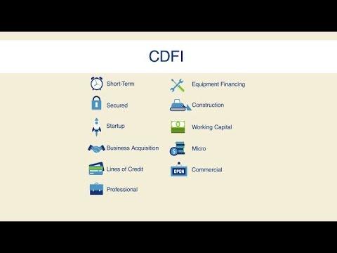 CDFI's | Alternative Lending – Fund Your Business | Dun & Bradstreet