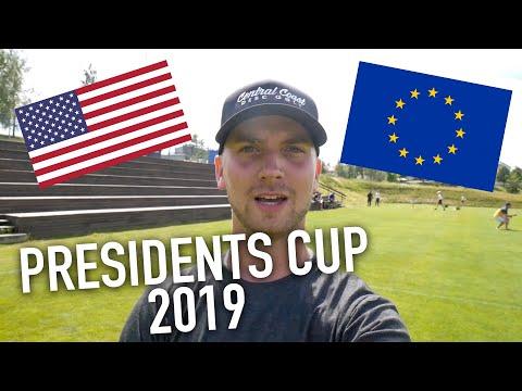 Seppo Paju Vlog: Presidents Cup 2019 | S2E36