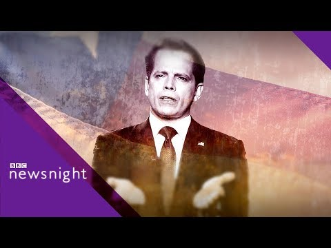 Anthony Scaramucci on authentic liars - BBC Newsnight