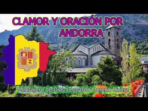 CLAMOR Y ORACIÓN POR ANDORRA