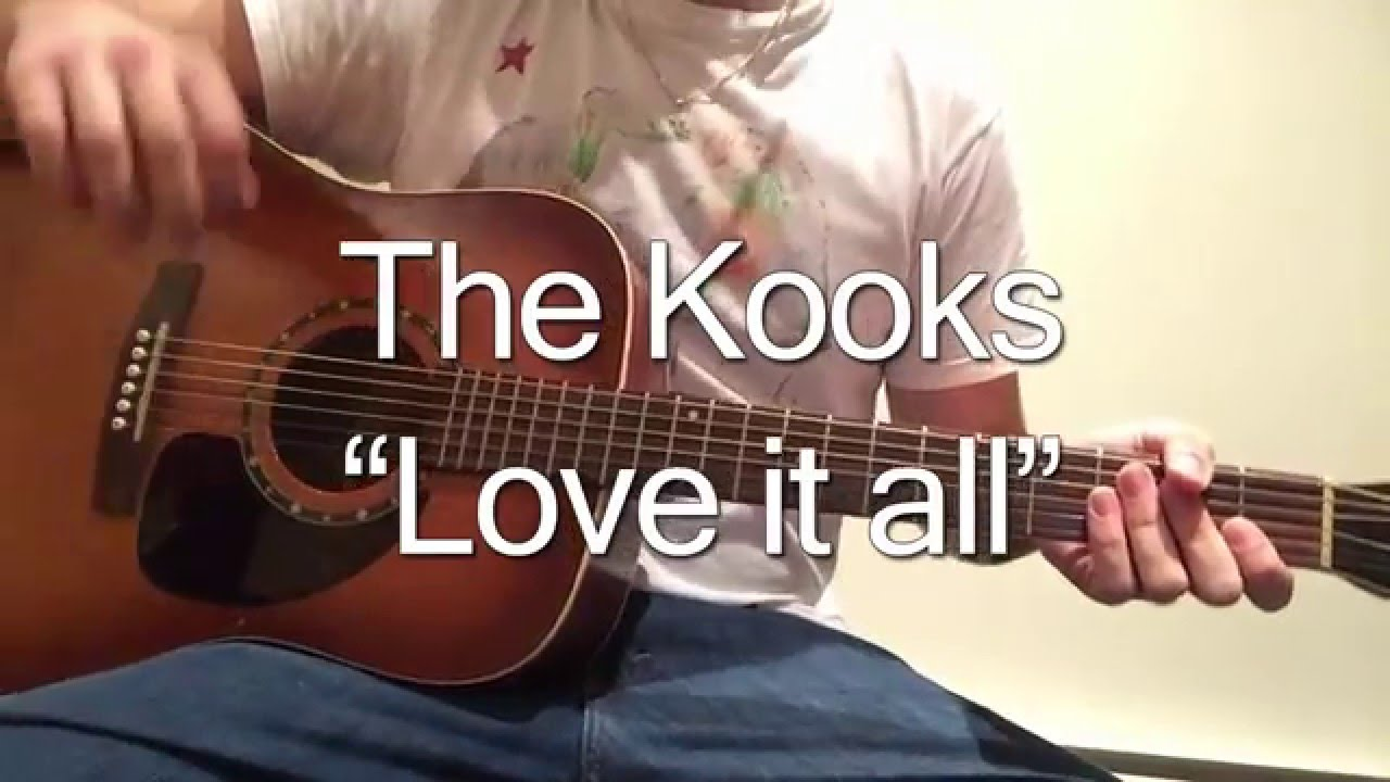 naive the kooks how to play