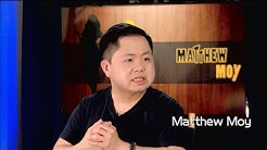 """""""2 Broke Girls"""" Matthew Moy Talks About Sexual Puns On The Show"""