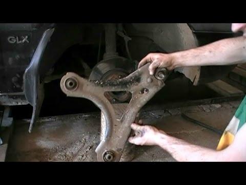 крепления переднего локера форд мондео 3
