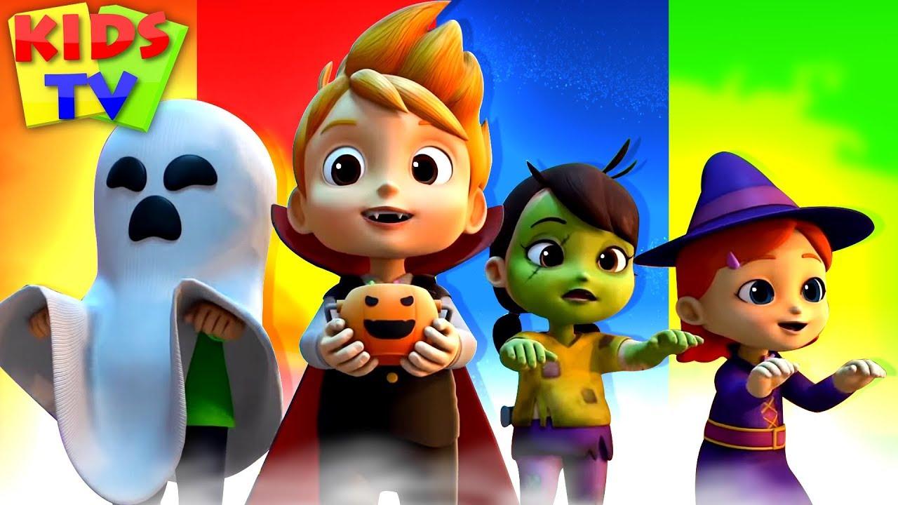 Hello its Halloween Song - Boom Buddies Nursery Rhymes   Kids Videos