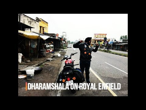 Dharamshala on Royal Enfield  | EP-01 | Indecent Lifestyle