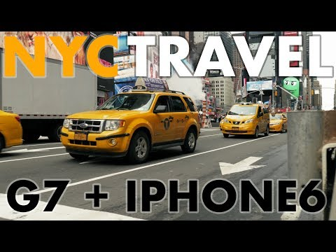Toronto to New York City - Travel Video 😎