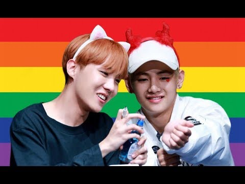 VHOPE | Kim Taehyung [ V ] & Jung Hoseok [ J-Hope ] [ GAY MOMENTS ] BTS