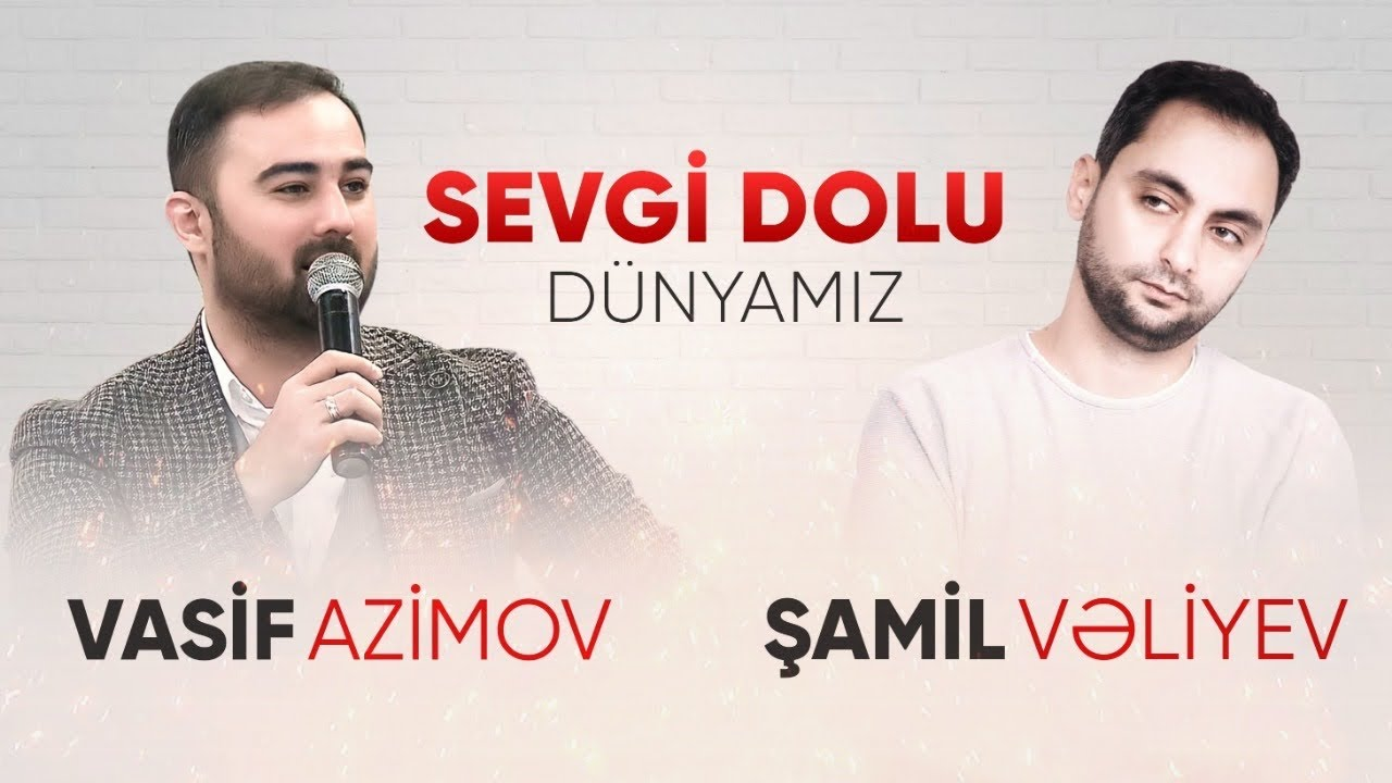Vasif Azimov Olum Olum Official Klip Youtube