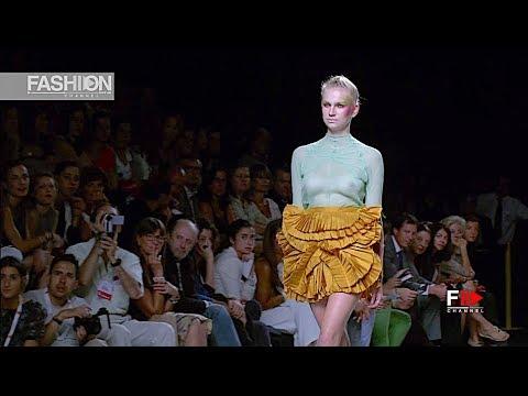 LEYRE VALIENTE Spring Summer 2013 Madrid - Fashion Channel